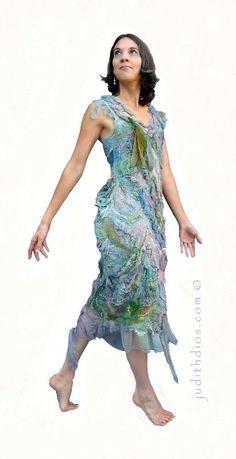 Judith Dios felted dress. Memoryof Rose modelled.jpg