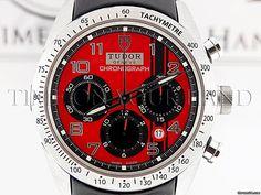 Tudor FASTRIDER DUCATI AUTOMATIC CHRONO - M42000 $3,395 #Tudor #watch #watches #chronograph