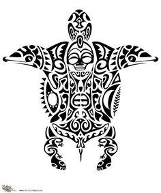 Cool Maori Tattoo Designs And Ideas Tiki Tattoo, Tattoo Kind, Hawaiianisches Tattoo, Lizard Tattoo, Samoan Tattoo, Body Art Tattoos, Tattoo Maori, Flag Tattoos, Tribal Turtle Tattoos