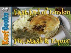 Pie and Mash with Liquor Recipe