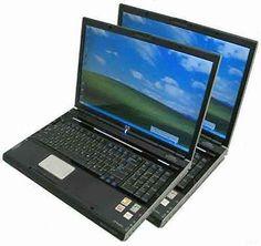 Lot-of-2-HP-Pavilion-dv8000-Core-Duo-2-16GHz-2GB-17-Widescreen-DVD-RW-135