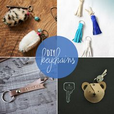 10 fun DIY keychains from Babble.com