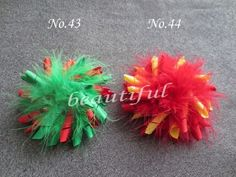 """Feather Corker Free Shipping Girl Boutique 20pc Set 3.5"""" Grosgrain Ribbon Korker Hair Bow Clips One Size-in Headwear from Novelty & Special Use on Aliexpress.com   Alibaba Group"""