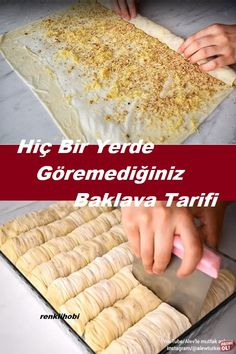 Baklava Cheesecake, New Cake, Turkish Recipes, Banana Bread, Deserts, Food And Drink, Dishes, Cooking, Sweet