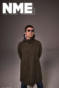 Gene Gallagher, Lennon Gallagher, Liam Gallagher Oasis, Icon Photography, Indie Boy, Britpop, Pretty Green, Music Icon, Great Bands