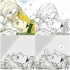 Seven Deadly Sins. Seven Deadly Sins Anime, 7 Deadly Sins, Nisekoi, Ban And Elaine, 7 Sins, Seven Deady Sins, Anime Group, Happy Tree Friends, Couple Cartoon