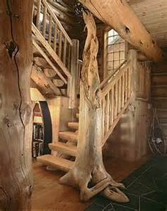 cabin stairs - Google Search