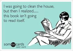 We all know reading is life-changing magic. But cleaning, too?