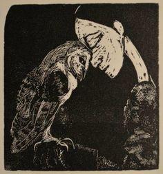 Owl Woman by Jackie Morris