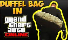 Get the heist Duffel Bag in GTA Online