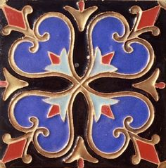 Tile Of The Week Franklin Company Landsdale Pa Fresh From A Trip To Las Vegas Me This Has Masquerade Style Vibe It