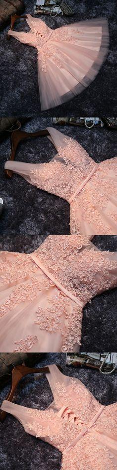 A-LINE HOMECOMING DRESS STRAPS SHORT/MINI PROM DRSESS JUNIORS HOMECOMING DRESSES