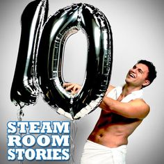 The steam room stories guys are super pumped. Their web-series turns ten years old this month! Steam Room, Web Series, 10 Year Old, Sexy Men, Comedy, Hilarious, Guys, Youtube, Movies