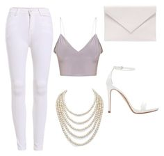 Untitled #5 by fodornikolett on Polyvore featuring polyvore, fashion, style, Zara, Verali, DaVonna and clothing