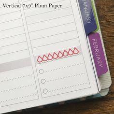 2018 年の 69 件のおすすめ画像 ボード plum paper planner layout