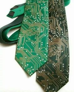 Engineer's tie