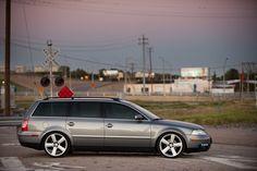 "Passat Wagon Lowered | 2002 Volkswagen Passat GLS Wagon 4D ""Pa2play Passat Variant"" - Tulsa ..."