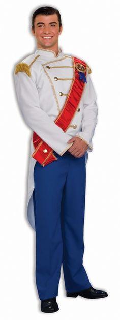 Royal Storybook Prince Charming Fairytale Renaissance Book Weeks Mens Costume