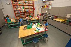 Inventors' Workshop at Children's Museum of Houston
