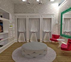 ARK - Arquitetura: ARK Projeto: Loja Chiquita Bonita Nino Nina