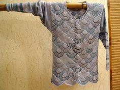 sweater свитер rakushki handmade yarn patchwork silk cotton tashashu ручная работа вязаный пэчворк ракушки пряжа шелк хлопок