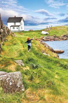 Change Islands in Canada's province of Newfoundland and Labrador  | @explorecanada