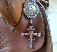 Concho Cross-Copper