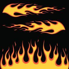 Drawing Flames, Fire Drawing, Skateboard Deck Art, Skateboard Design, Fire Painting, Mirror Painting, Aesthetic Painting, Aesthetic Drawing, Elefante Tribal