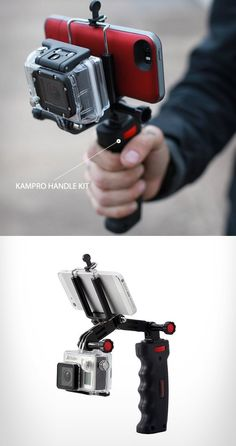 GOPRO ACCESSORIES                                                                                                                                                                                 Más