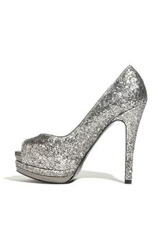 more sparkly wedding shoes!