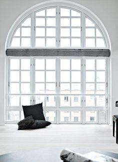 White decor: