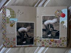 Un livre - Le blog de Tiss Mini Albums Scrap, Tampons, Blog, Moment, Home Decor, Thinking About You, Shape, Flowers, Decoration Home