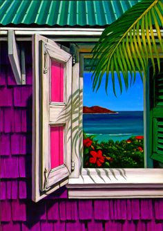 Caribbean colors  Antoine Heckly