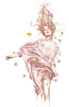 Pink amazing dress