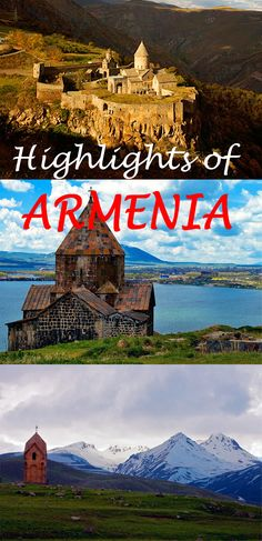 Armenia is a beautiful and hospitable country of the South Caucasus. It is an attractive travel destination which is gaining more and more popularity due to its impressive mountainous landscapes, ancient Christian sights, distinctive national cuisine and genuine hospitality.