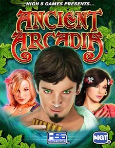 Ancient Arcadia - Slot Game by H5G                                                                                                                            More