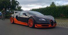 #Bugatti Veyron 16.4 Super Sport...  #  Like, RePin, Share - Thnx :)