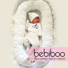 ARVONTA: Suomalainen uutuustuote Bebiboo vauvan unipesä. Bebiboo luo vauvalle tunteen siitä että hän olisi vielä äidin turvallisessa kohdussa. Sen takia vauva voi nukkua paremmin tässä unipesässä.  Arvonnan säännöt: Kommentoi julkaisuun henkilö jolle tämä sopisi kuin nenä päähän. Arvomme kaikkien kommentoijien kesken maailman ensimmäisen Bebiboo vauvanpesän aitoustodistuksen kera. Tämän palkinnon arvoa ei voi mitata rahassa. :) Arvomme voittajan 15.11. Facebook ja Instagram kommentojien…
