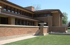 Martin House - Frank Lloyd Wright    © 2009 Mary Ann Sullivan