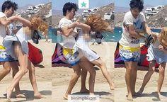 Lindsay Lohan'ın sevgilisinden dayak yediği fotoğraflar ortaya çıktı!<br /><div><br /></div>