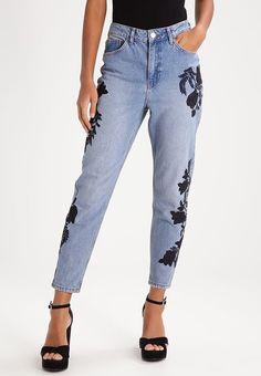 Topshop Jeans baggy - bleach - Zalando.it