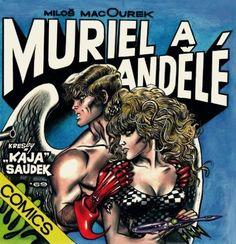 Muriel a andělé by Miloš Macourek Kaja, Twin Brothers, Pop Art, Books, Libros, Book, Book Illustrations, Art Pop, Libri