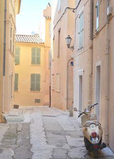 Saint Tropez, France via Happy Interior Blog >> by Saintrop.com