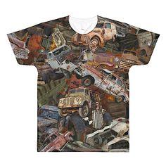Colorful Art Shirt XII