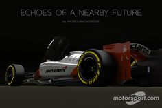 Carros conceituais da F1, por Andries van Overbeeke