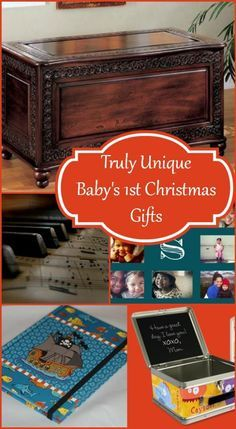 Celebrating Baby's first Christmas? Take a peak at those Unique Gift Ideas For Babies