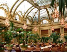 San Francisco Landmark 18: Garden Court of the Palace Hotel