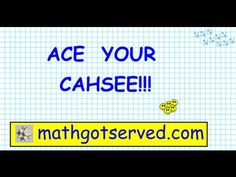 math worksheet : 1000 images about algebra math classroom on pinterest  algebra  : Cahsee Math Worksheets