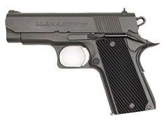 DURAGRIPS Llama Mini Max Minimax Polished Grips Faux Stag | Etsy Sig 1911, Cowboys Cap, 9mm Pistol, 45 Acp, Shooting Range, Weapons Guns, Firearms, Hand Guns, Rpg
