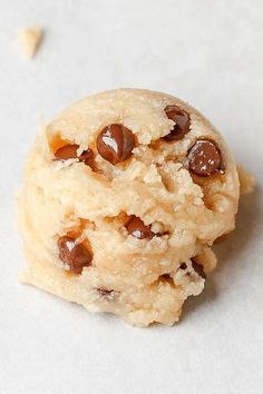 Cookie Dough Fat Bombs – Low Carb – Keto — Eatwell101
